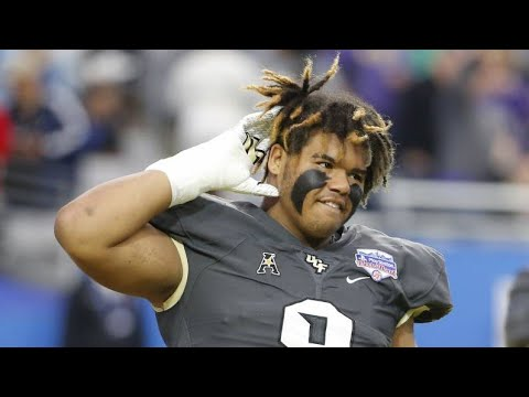 Taking a look at Cowboys 58th overall pick DT Trysten Hill