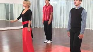 Мастеркласс Свадебный вальс Часть 4 Второй вариант танца