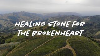 Sacred Healing Stone for the Brokenheart - the Creative Life - Ep2
