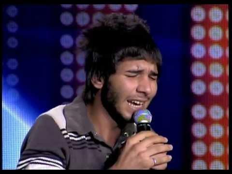 تجارب الأداء أحمد أبو خاطر عاشق وائل كفوري - The X Factor 2013