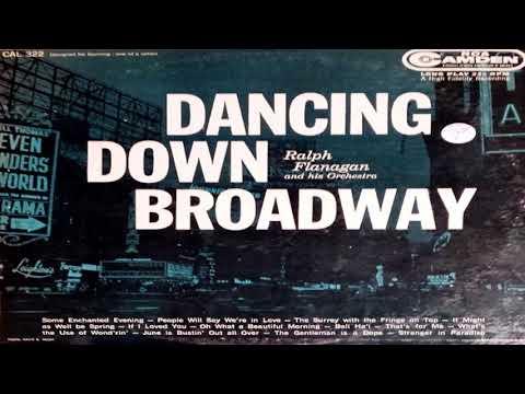 Ralph Flanagan   Dancing Down Broadway GMB
