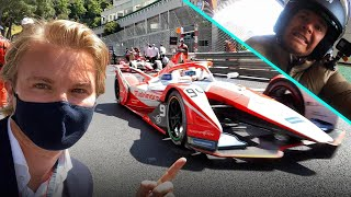 Monaco Race Weekend & I Crashed My Electric Motorcycle... | Nico Rosberg