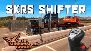 American Truck Simulator - G29 + SKRS Shifter - Phoenix to Sacramento