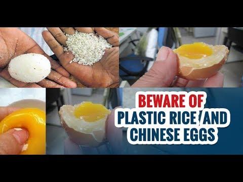 यस्तो छ प्लास्टिकबाट बन्ने चामल र अन्डा || Plastic Rice and Egg ||
