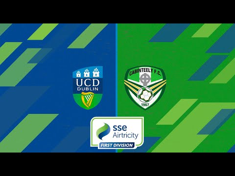 First Division GW4: UCD 4-1 Cabinteely