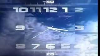 Часы первого канала с другим отсчётом