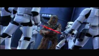 robot chicken star wars trailer