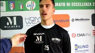 Corato, Piarulli: «Se giochiamo come con l'Otranto playoff possibili»
