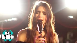 Dua Lipa - The Hills (live) (The Weeknd cover) | Box Upfront with got2b