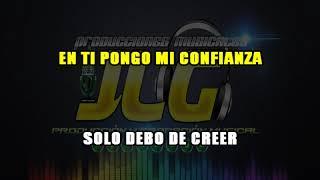 PORQUE ME AMAS _Karaoke- Grupo Cayado
