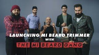 Mi Beard Trimmer   Product Launch - Xiaomi India
