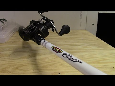 Duckett Ghost Fishing Rod Review (OpenWaterTv)