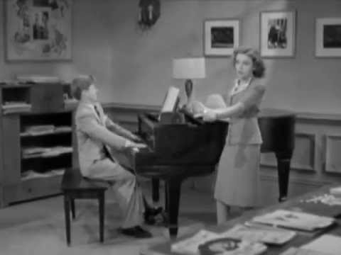 Judy Garland Stereo  Good Morning  Mickey Rooney  Babes In Arms 1939