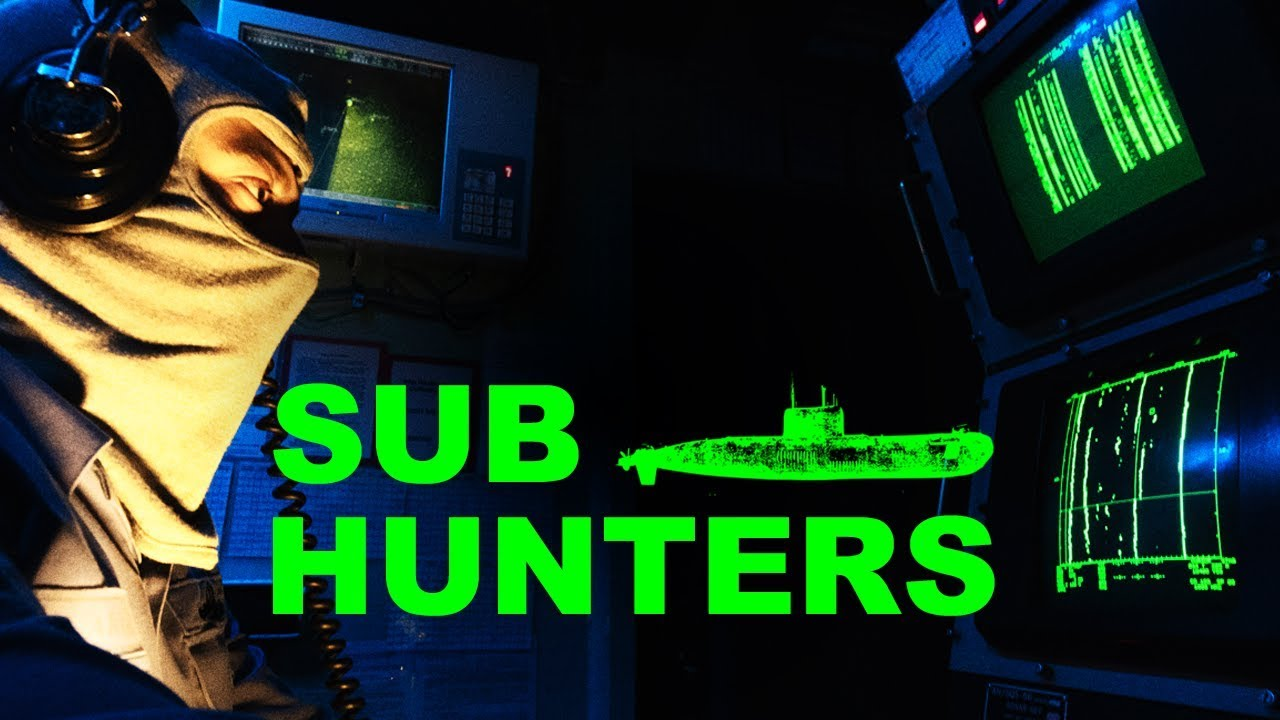 The Sub Hunters Guarding Against Undersea Threats