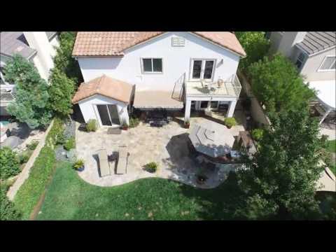 23932 Rancho Court Valencia CA 91354 Aerial Video