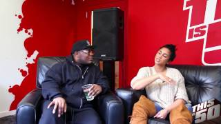 Darnell Nicole Speaks on Being on WAGS Miami & Dating an NFL Player