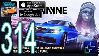 NEED FOR SPEED No Limits Android iOS Walkthrough - Part 314 - Lil Wayne Mercedes AMG C63 Coupe