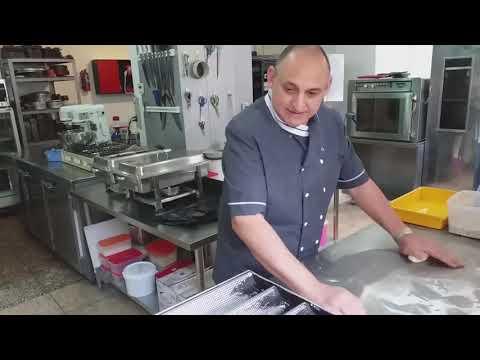 Wie man ein Französisches Baguette backt