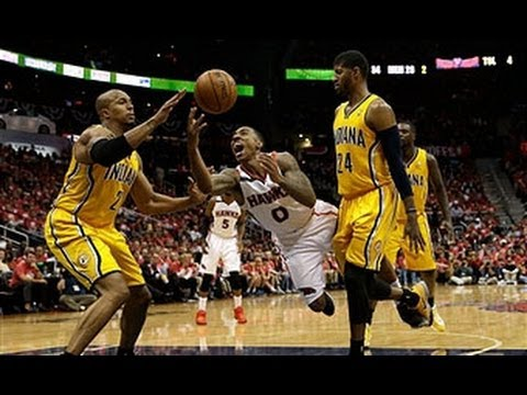 Paul George and David West Dominate to Force a Game 7