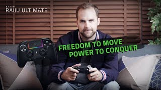 Freedom to Move. Power to Conquer. Razer Raiju Ultimate
