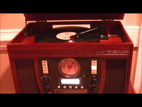 Innovative technologies Victrola vinyl record player review