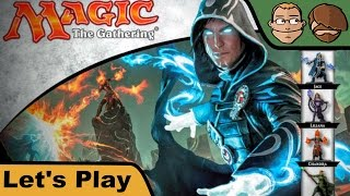 Magic the Gathering - Arena of the Planeswalkers - Brettspiel - Let