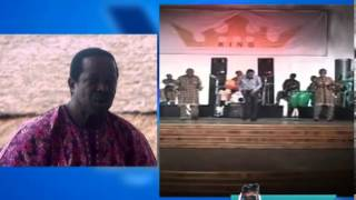 KING SUNNY ADE EXCLUSIVE INTERVIEW ON VIDEOWHEELS