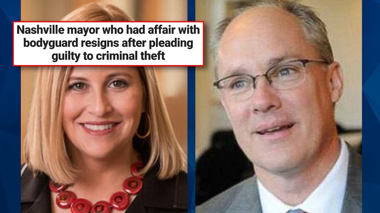 Nashville Mayor Megan Barry resigns from office as part of guilty plea to ...
