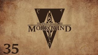 """Let's play The Elder Scrolls III: Morrowind cz35""""Syn niewidzialny"""""""