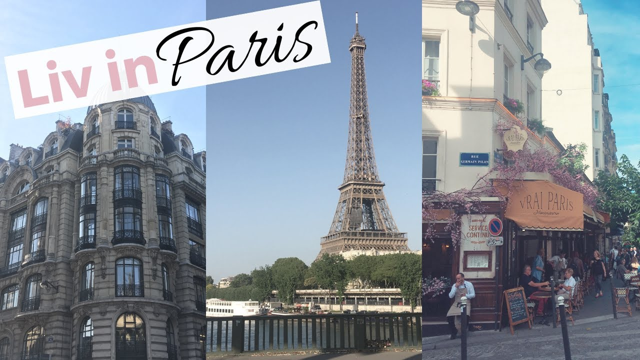 Liv in Paris 19: Living Abroad is HARD