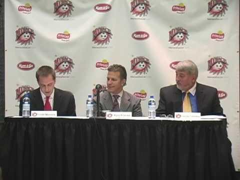Des Moines Menace Press Conference