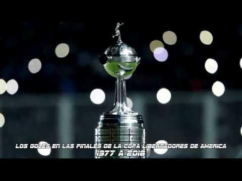 Los Goles en las Finales de la Copa Libertadores de America (1977 a 2018) Full HD 1080p