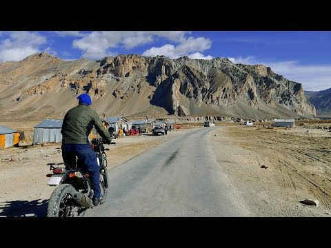 Himalayan Motorcycle Adventure Episodes 1 2 & 3
