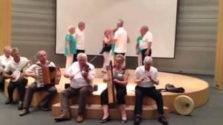 aghinagh comhaltas music and dance in european parliament sept 2014