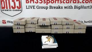 2016 Panini Immaculate Football 18B0X 3 CASE BREAK