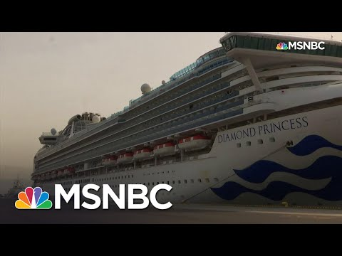 13 Americans Infected With COVID-19 On Cruise Ship In Japan | MSNBC