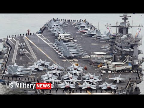 Nothing Seems to Fight America's Aircraft Carriers