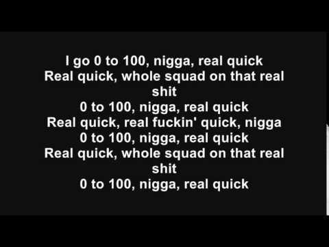 Drake   0 To 100   The Catch Up Lyrics