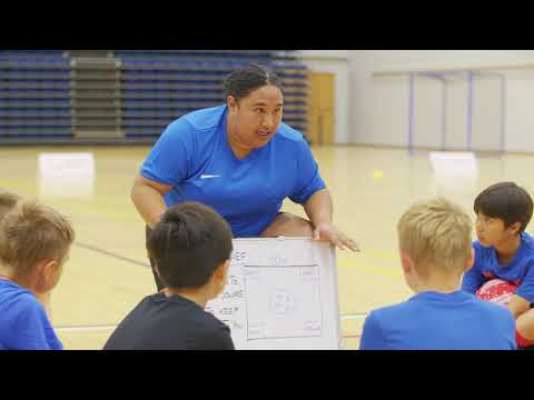 McDonalds Junior Football Coaching Video Masterchef