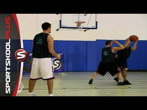Basketball Passing Drills with Pro Basketball Coach Bill Walton