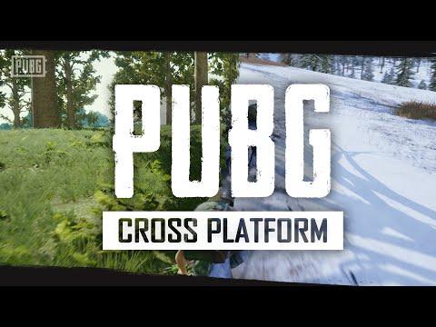 PUBG - Console - Cross Platform Play