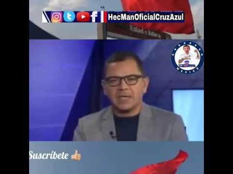 Quien Es El Nuevo DD De Cruz Azul | Carlos López De Salines | Crédito Jorge Ramos