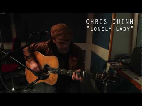 Chris Quinn, Lonely Lady - Live BBC Session