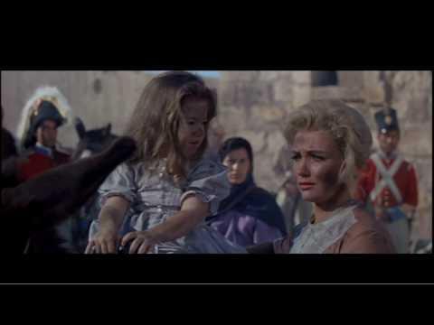 The Alamo (1960) - End Scene