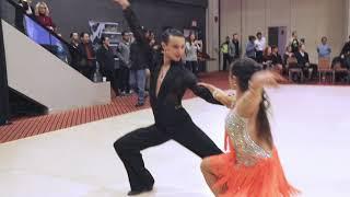 MIT Ballroom Dance Team at BU Competition 2019