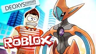 Roblox Adventures / Pokemon GO / FINDING DEOXYS!