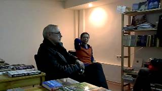 Max Nemtsov and Shashi Martynova on Thomas Pynchon in Krasnoyarsk, Part 3