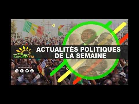 ACTUALITE POLITIQUE DE LA SEMAINE - PRESIDENT MACKY SALL RISQUE GRAVE AVEC LE 3EME MANDAT
