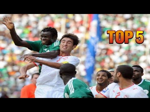 Nigeria_ Algeria highlights