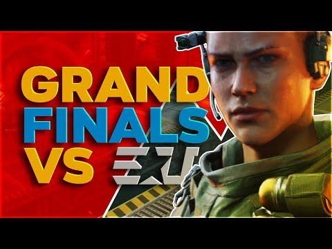 BACK TO BACK 2K CHAMPIONS!! GRAND FINALS VS EUNITED! (COD: BO4)